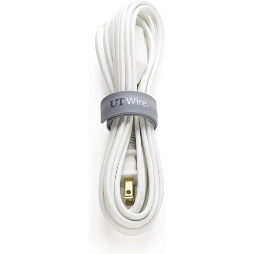 Set de 2 envolturas magnéticas para cables Speedy-Wrap color gris UT Wire