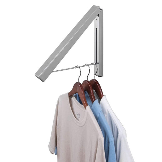 Colgador de ropa de pared plegable