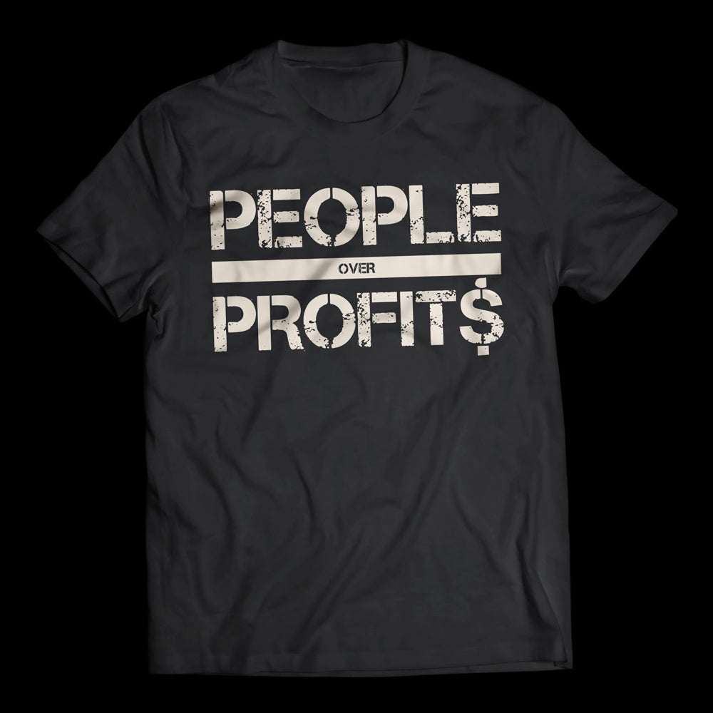 People Over Profit$ T-Shirt