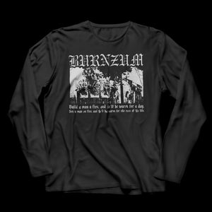Burnzum - Long Sleeve