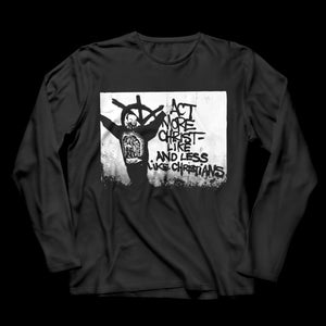 Christ Like - Long Sleeve