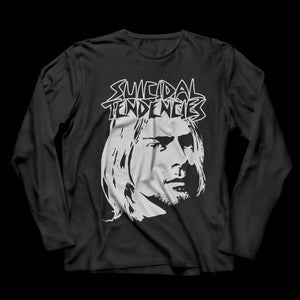 Suicidal Cobain - Long Sleeve