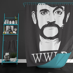 WWLD - Shower Curtain