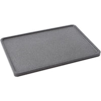 "Starfrit The Rock By Starfrit 17.75"" Reversible Grill And Griddle Pan"