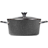 The Rock By Starfrit The Rock By Starfrit One Pot 7.2-quart Stock Pot With Lid