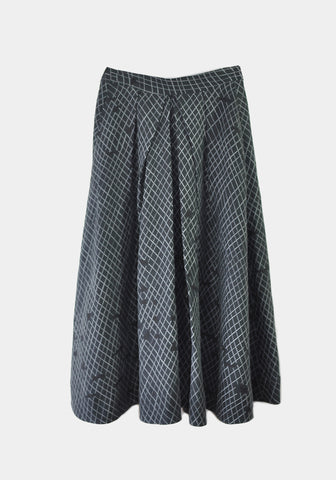 Sea Loch Skirt (Print)