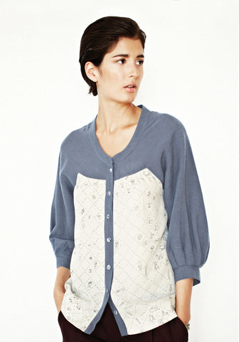 Borrower's Blouse
