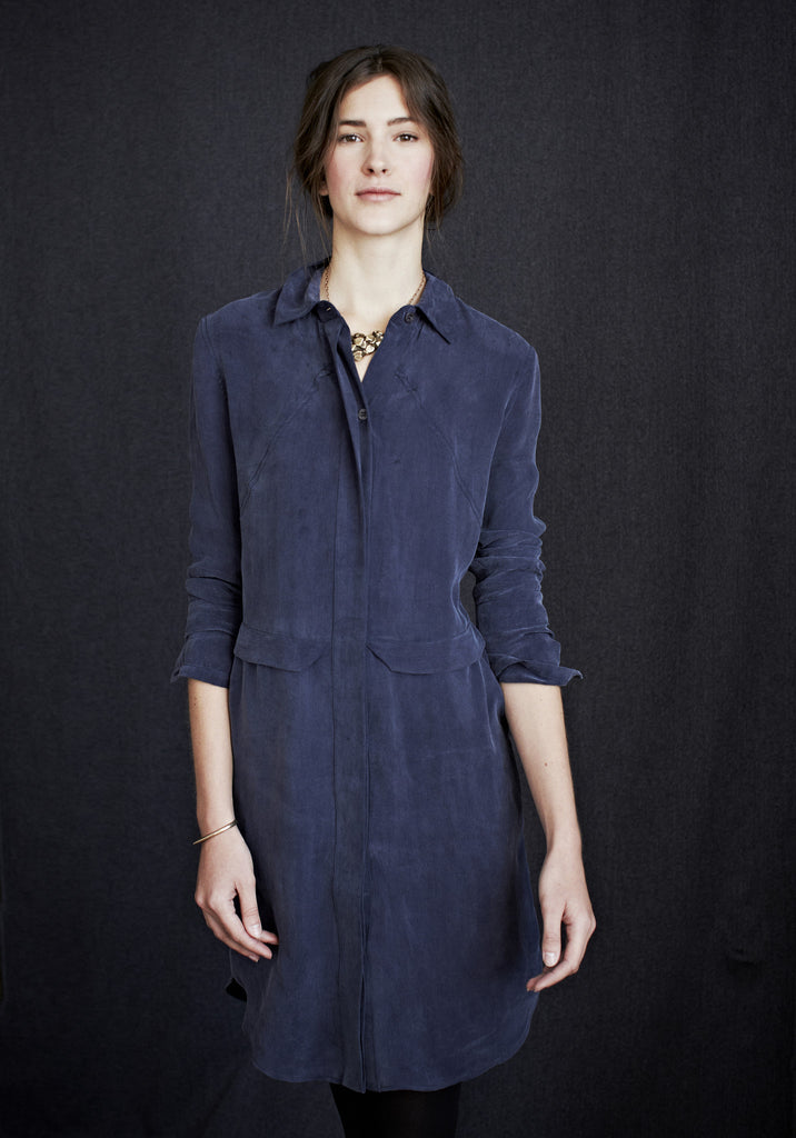 Shoreline Shirtdress
