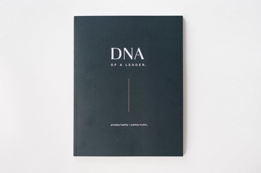 DNA of a Leader Standard Companion Book