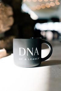 DNA of a Leader Mug