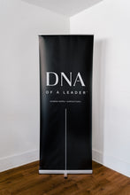 Load image into Gallery viewer, DNA of a Leader Banners - SOLD OUT- MORE COMING SOON!