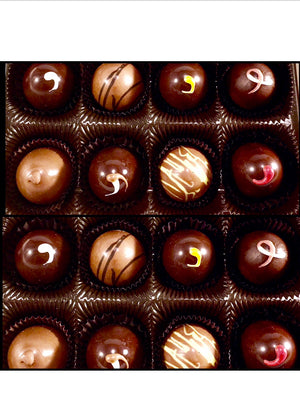 Assorted Truffles One Pound