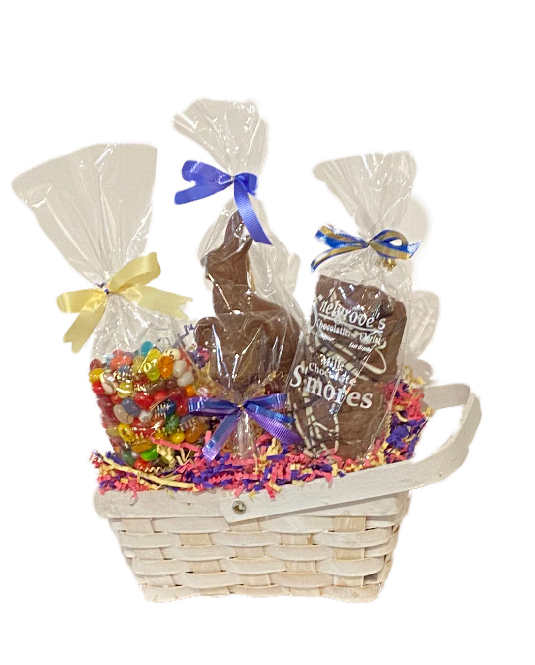 Small Chocolate Easter Basket