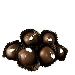 Dark Chocolate Rum Bonbons