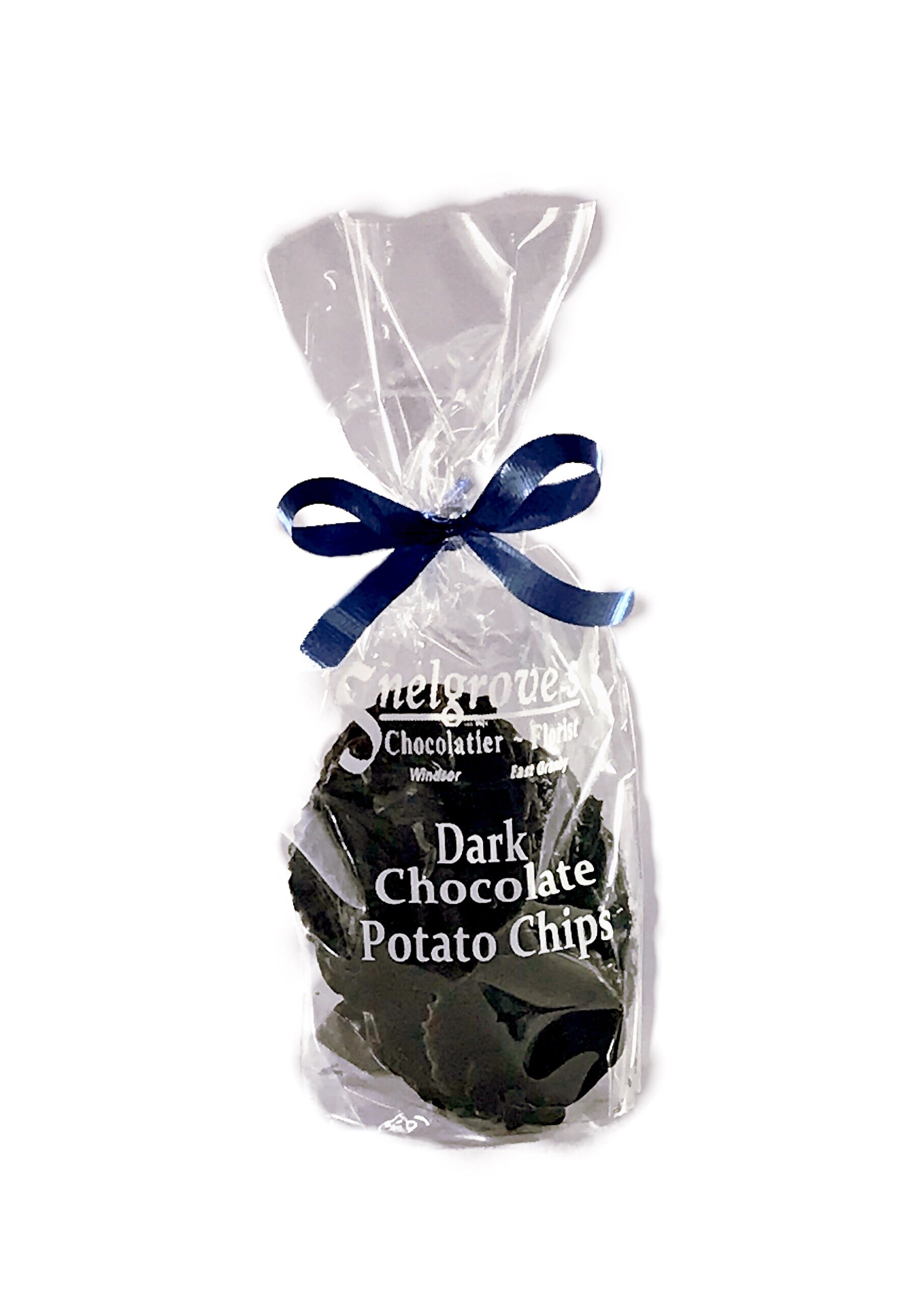 Bagged Dark Chocolate Covered Potato Chips