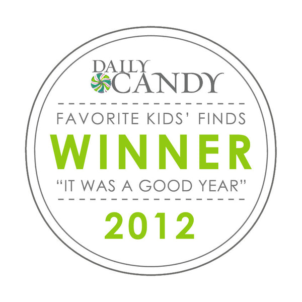 Little Green Pouch reusable food pouches won the Daily Candy Favorite Kids Find award in 2012