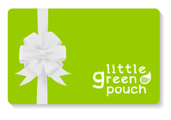 Gift Cards | Little Green Pouch