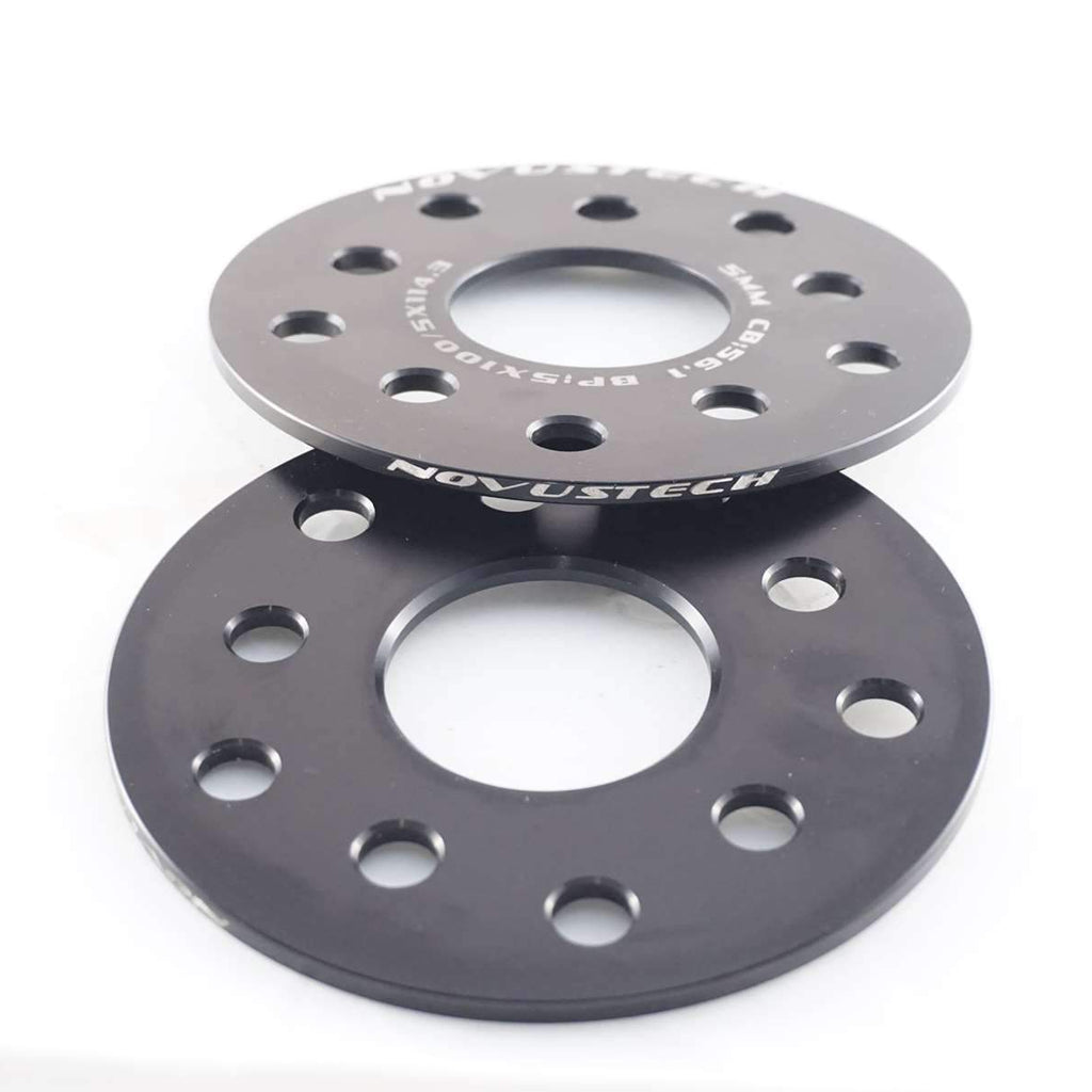 Wheel Spacers: CB: 56.1mm 5x100 / 5x114.3 05mm