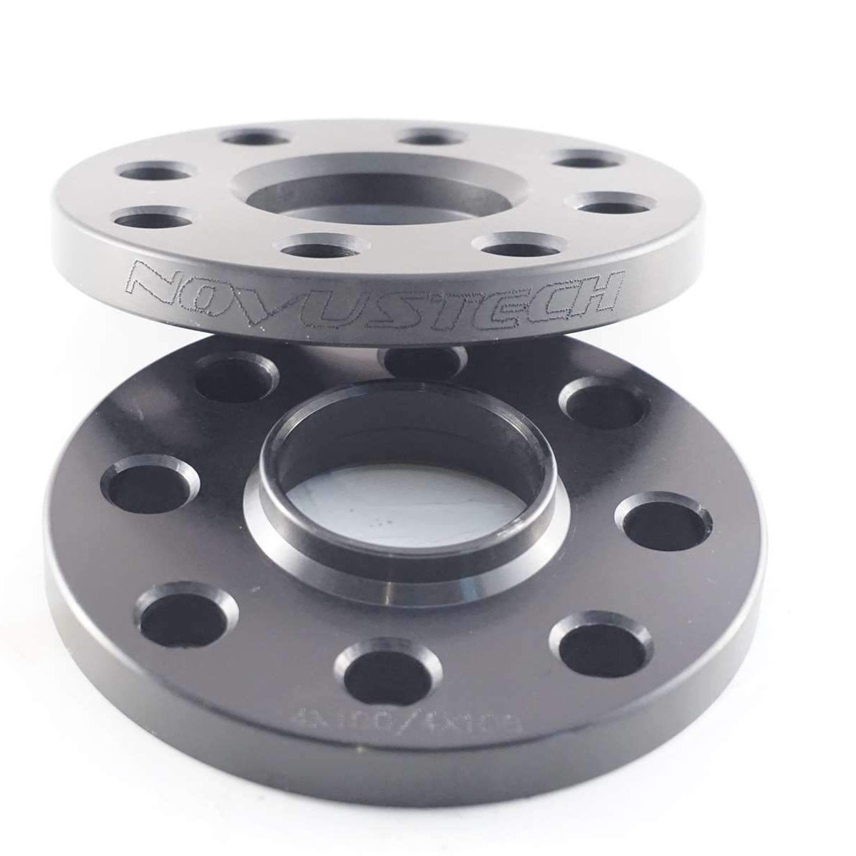Wheel Spacers: CB: 57.1mm 4x100 / 4x108 15mm