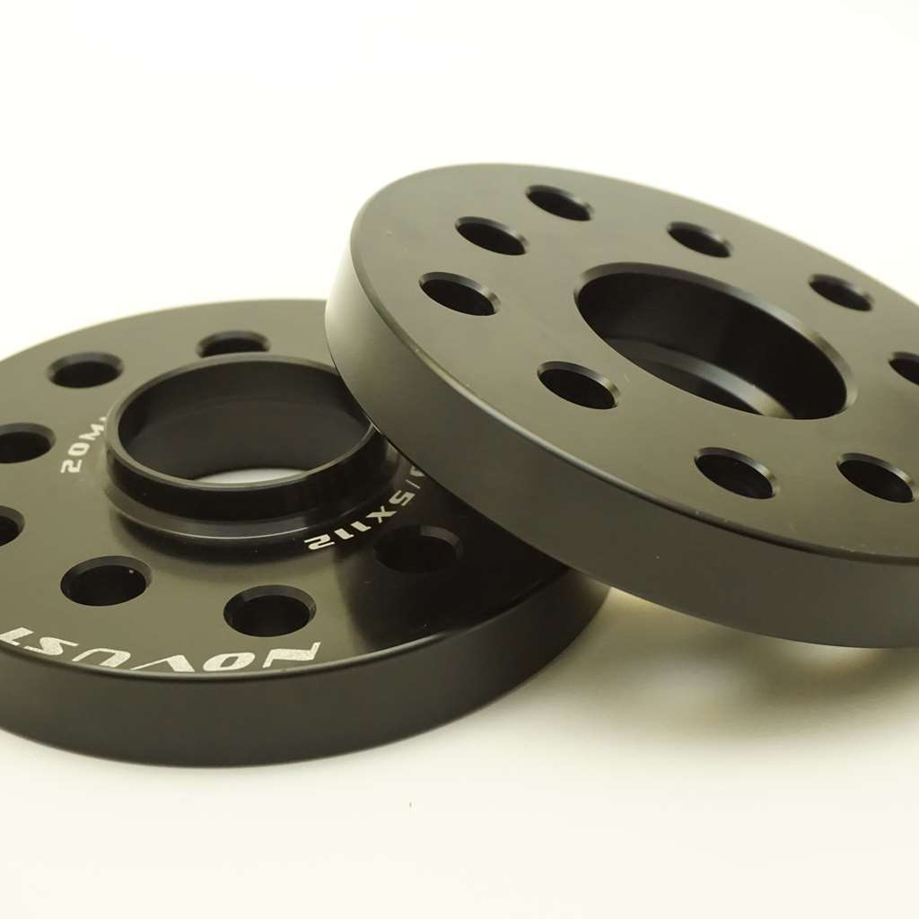 Wheel Spacers: CB: 57.1mm 5x100 / 5x112 20mm