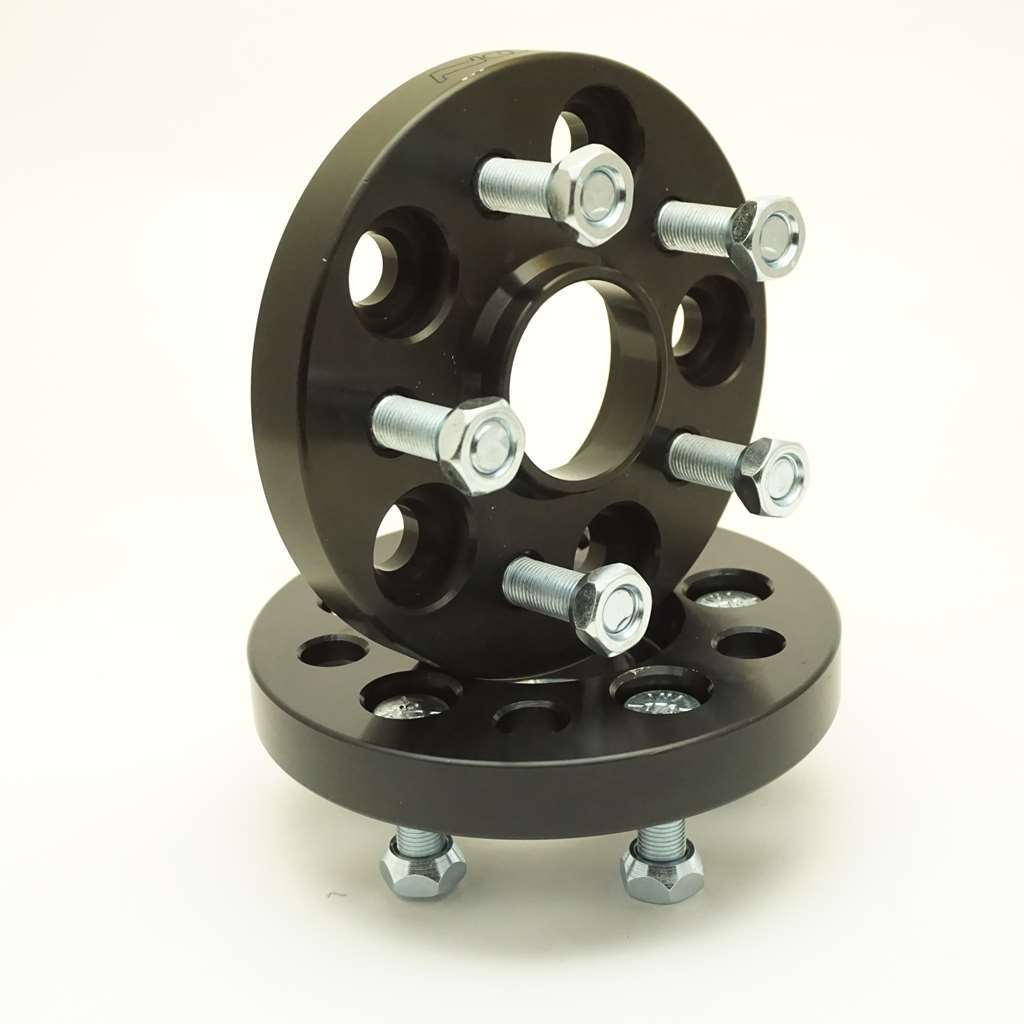 Wheel Adapters: 5x108 to 5x100 - 20mm