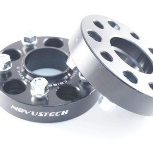 Wheel Spacers: CB: 66.1mm 5x114.3 30mm - Bolt on