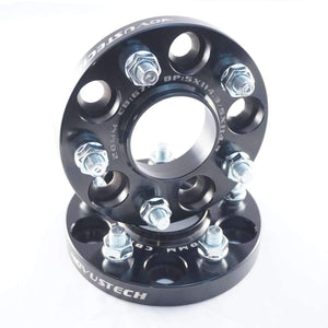 Wheel Spacers: CB: 67.1mm 5x114.3 20mm - Bolt on