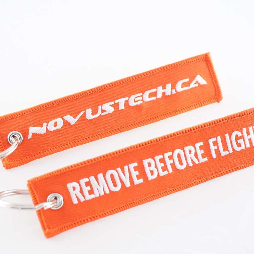 REMOVE BEFORE FLIGHT RED TAG