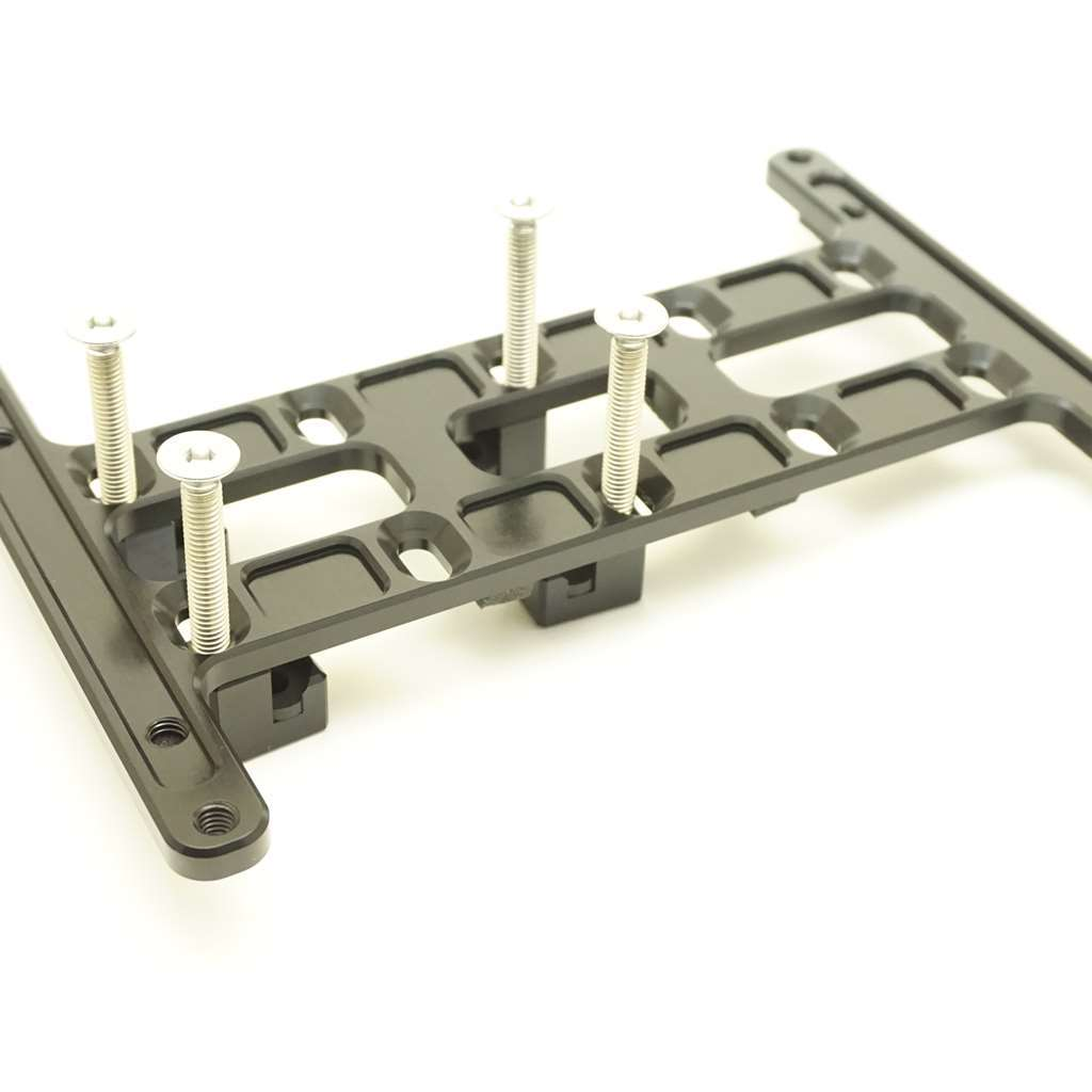TRU Plate Relocator Kit - Golf TSI and GTI - North American Size