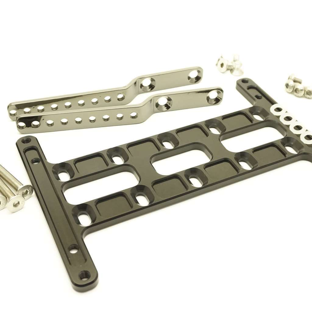 TRU Plate Relocator Kit - Golf R - North American Size