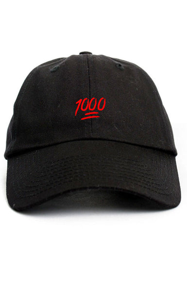 KEEP IT 1000 UNSTRUCTURED DAD HAT