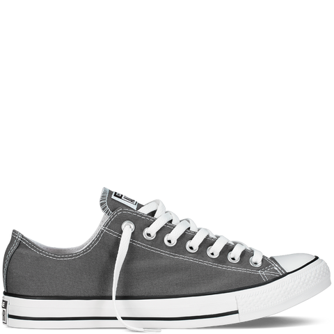 CONVERSE CHUCK TAYLOR ALL-STAR LO IN CHARCOAL