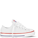 CONVERSE CHUCK TAYLOR ALL-STAR LO TODDLERS/YOUTH IN OPTICAL WHITE