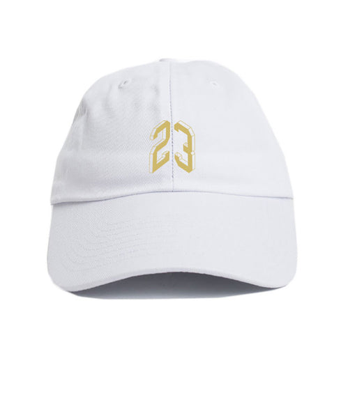 3D 23 UNSTRUCTURED DAD HAT