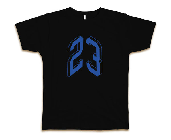 3D 23 ROYALS - MEN'S T-SHIRT