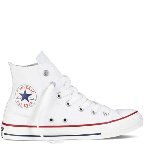 CONVERSE CHUCK TAYLOR ALL-STAR IN OPTICAL WHITE