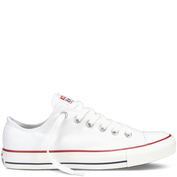 CONVERSE CHUCK TAYLOR ALL-STAR LO IN OPTICAL WHITE