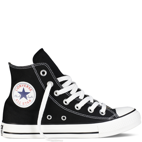 CONVERSE CHUCK TAYLOR ALL-STAR IN BLACK