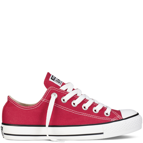 CONVERSE CHUCK TAYLOR ALL-STAR LO IN RED