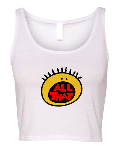 ALL THAT WOMEN'S CROP TANK