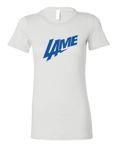 LAME CHARGERS WOMEN'S T-SHIRT