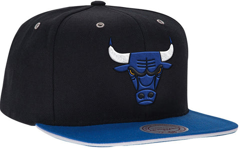 CHICAGO BULLS MITCHELL & NESS LANEY 14 SNAPBACK HAT