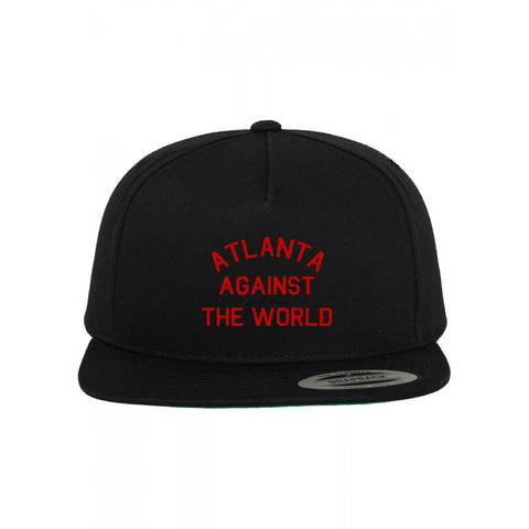 ATLANTA AGAINST THE WORLD SNAPBACK HAT