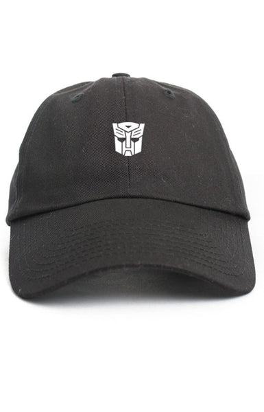AUTOBOTS UNSTRUCTURED DAD HAT