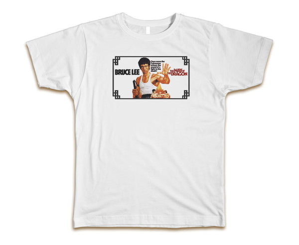 BRUCE LEE THE WAY OF THE DRAGON - MEN'S T-SHIRT