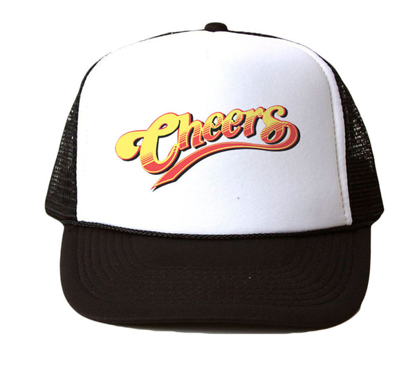 CHEERS TRUCKER HAT