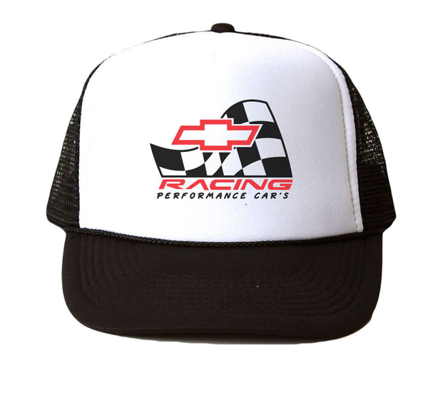 CHEVY RACING - MESH TRUCKER HAT