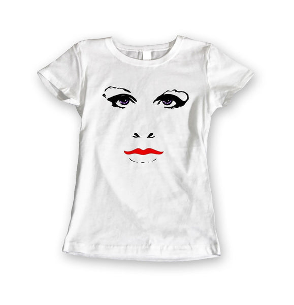 PRINCE DOVES CRY WOMEN'S T-SHIRT