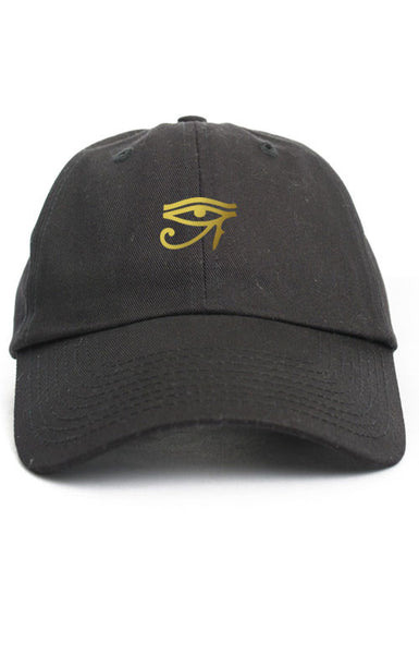EYE OF RA UNSTRUCTURED DAD HAT