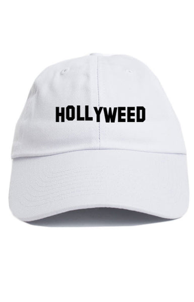 HOLLYWEED UNSTRUCTURED DAD HAT